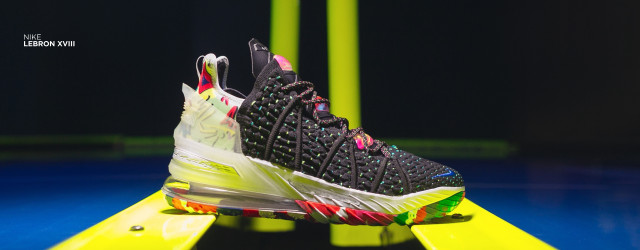 Кроссовки Nike Lebron 18