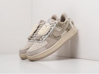Кроссовки Nike x Travis Scott Air Force 1 Low
